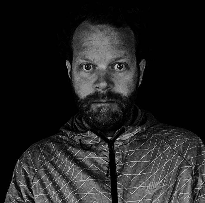 Portrait of Chris Pollard